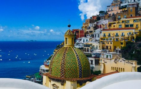 View from Positano