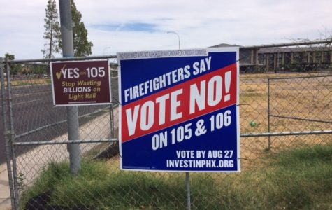 "University, college, high school students, the Sierra Club and others say ""NO"" to Prop. 105"