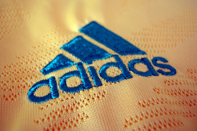 World+renowned+Adidas+logo%3A+%28pic%29+This+one+seen+on+South+Africa%27s+2010+FIFA+World+Cup+jersey.+%28Flickr%29+%0A