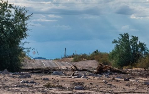 Apache Junction deals with flash floods and road closure after heavy rainfall