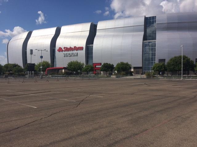 Cardinal+Stadium
