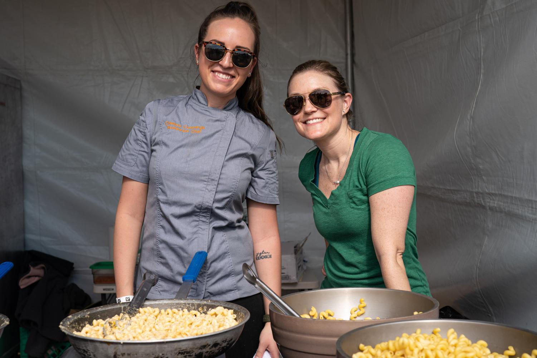 Vendor AT Mac & Cheese Festival