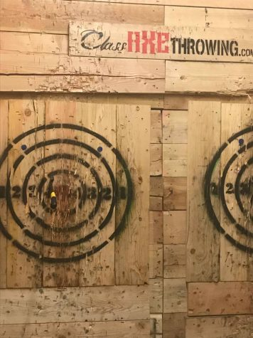 Bury the hatchet at The Class Axe Throwing Tempe