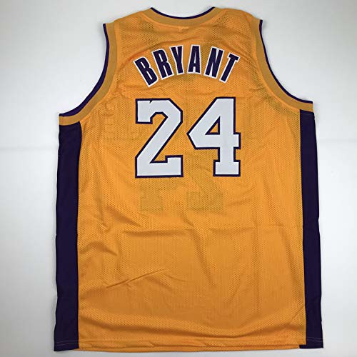 Kobe Bryant #24 Los Angeles Lakers