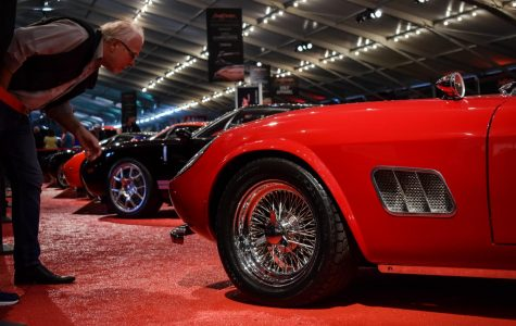Barrett-Jackson brings car buyers, builders to Scottsdale since 1971