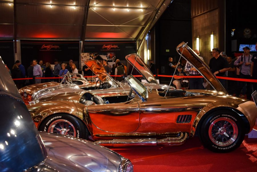 Barrett-Jackson Auto Exhibit