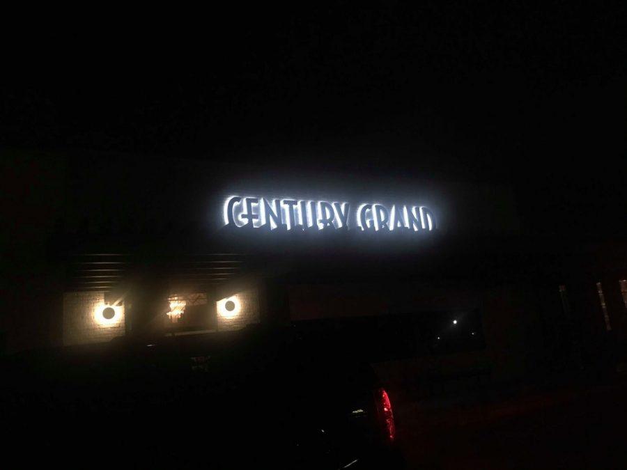 Century+Grand+entrance