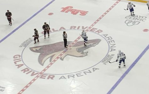 Coyotes steal Lightning's thunder with 7-3 victory, Garland, Keller score two goals each, Kuemper assigned to Tucson