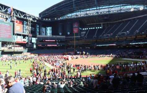 D-Backs Fan Fest, player interviews, autographs and photos for fans