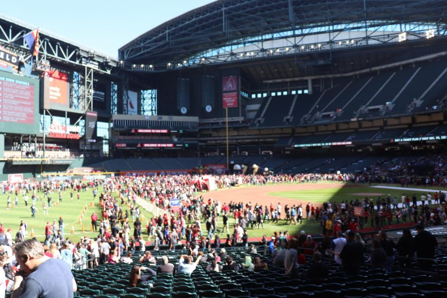 Arizona Diamondbacks-Fan Fest 2020