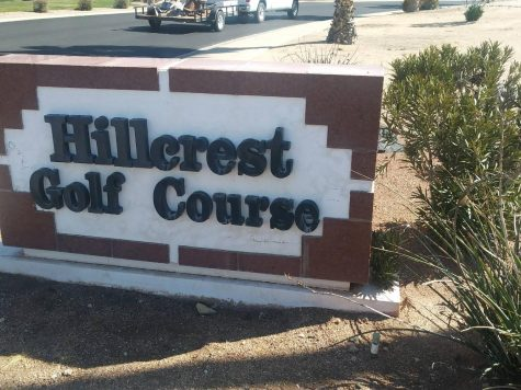 Hillcrest Golf Course, SCC home course