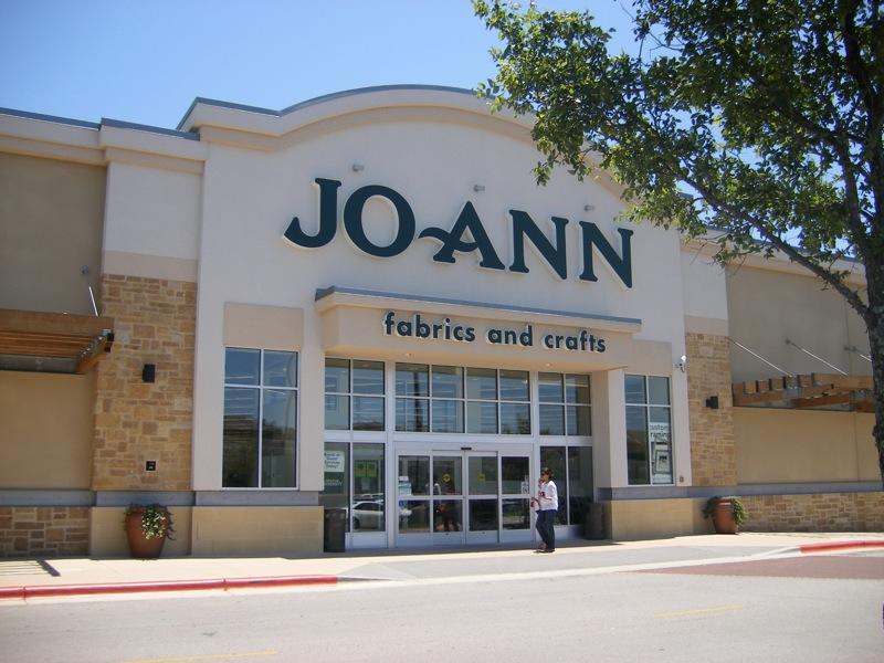 Joann+Fabric+department+store+