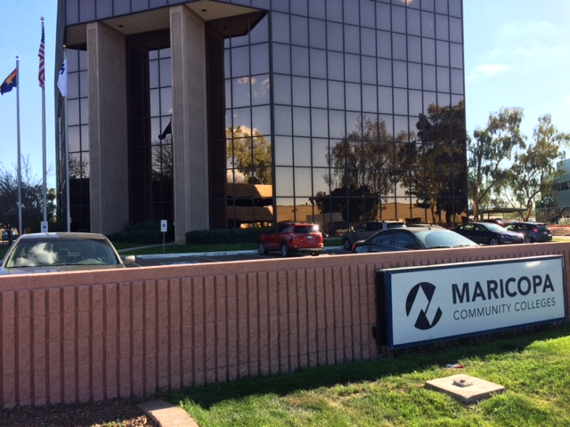 Maricopa Community Colleges suspend all in-person classes from March 16-20: will assess possibility of temporary district wide online instruction in lieu of in-class instruction