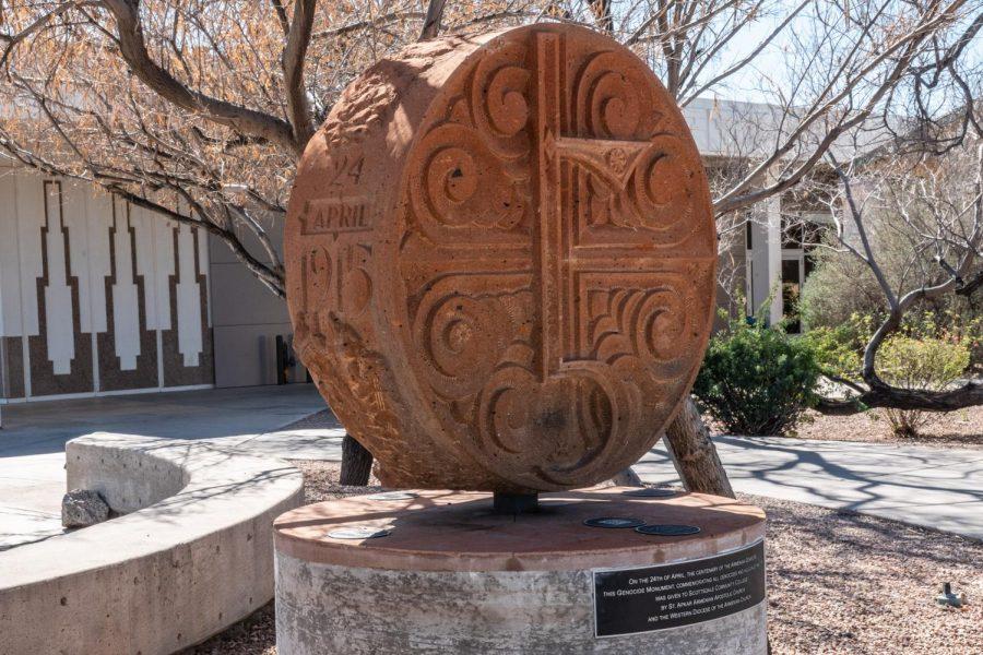 SCC Armenian Genocide Monument