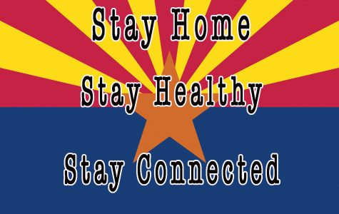 Arizona Governor, Doug Ducey issues stay-at-home orders – amid increasing pressure from healthcare workers, public petition and nine mayors