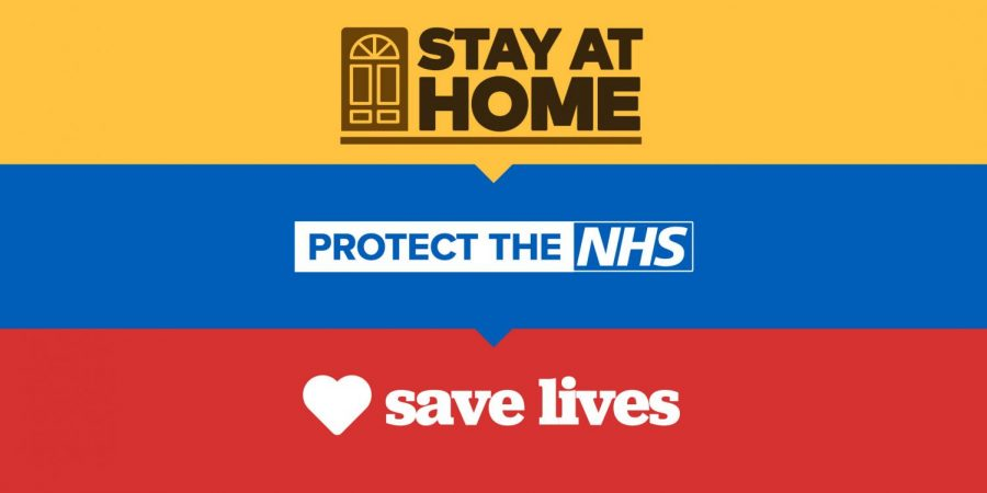An+image+from+the+United+Kingdom+urging+people+to+help+protect+health+workers+by+self-isolating