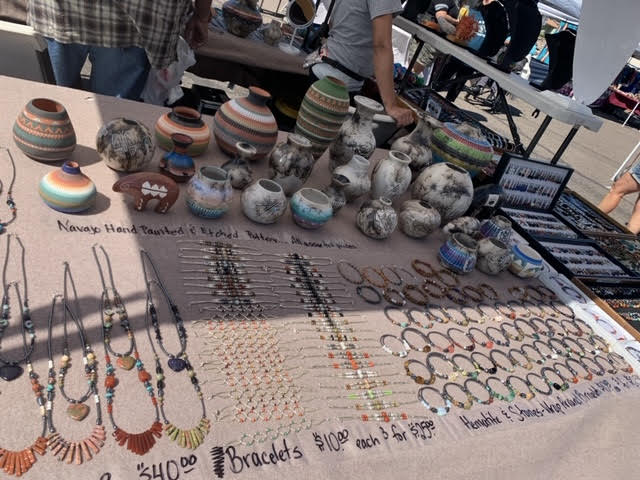 Native Art Market provides shopping, cultural experience