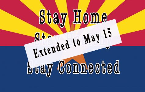 Arizona stay-at-home order extended to May 15.