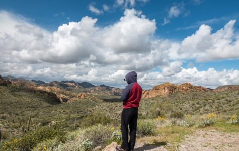 Social distancing in almost 3 million acres at Tonto National Forest