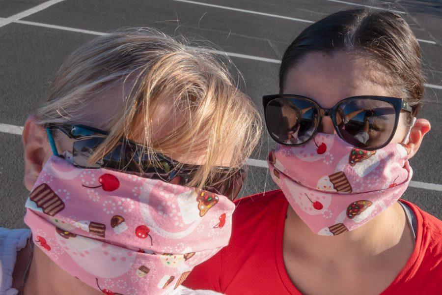 Matching masks