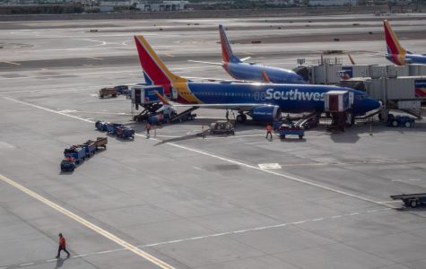 Southwest Airlines at Phoenix International Airport