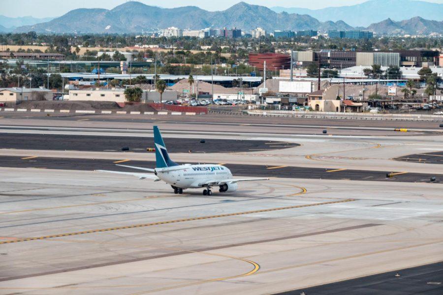 WestjetPhxAirport