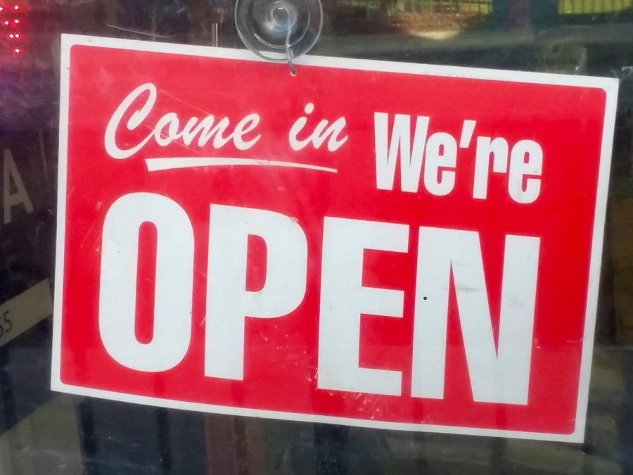 Businesses in some states are starting to reopen, but concerns over feasibility persist.
