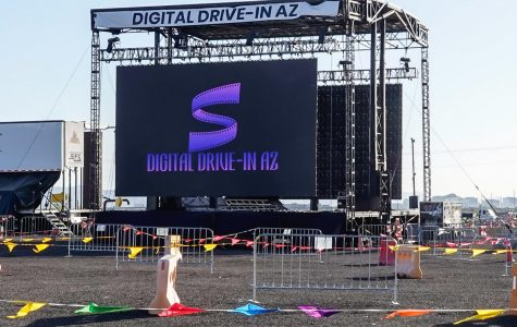 Digital Drive In AZ in Mesa.