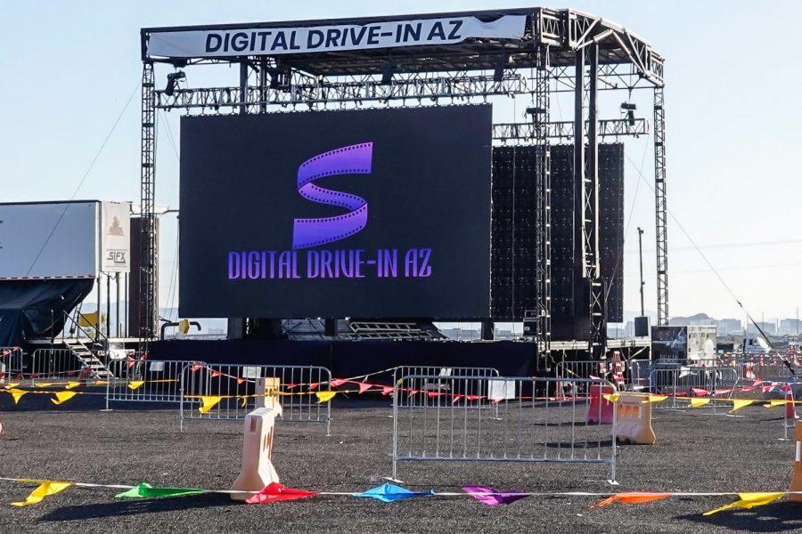 Digital Drive In AZ in Mesa.