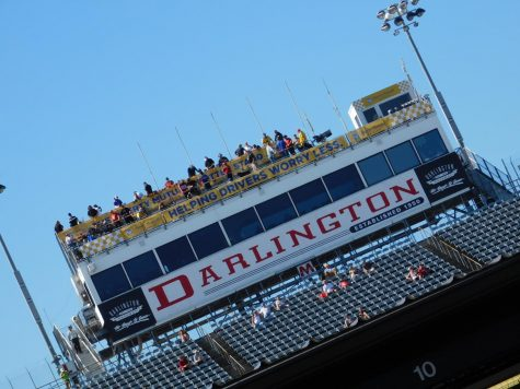 NASCAR will resume racing on May 17 at Darlington Raceway in South Carolina.