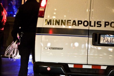 Minneapolis police are involved in another officer-involved killing