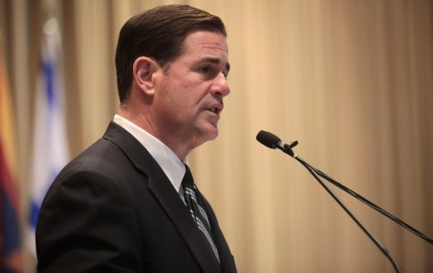 Arizona Gov. Doug Ducey