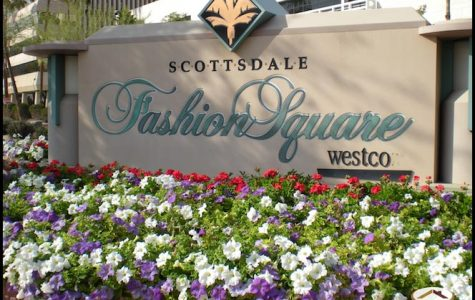 Scottsdale Fashion Square was the site of looting last week.