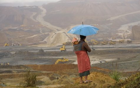 Heavy rains caused a deadly landslide at a jade mine in Myanmar