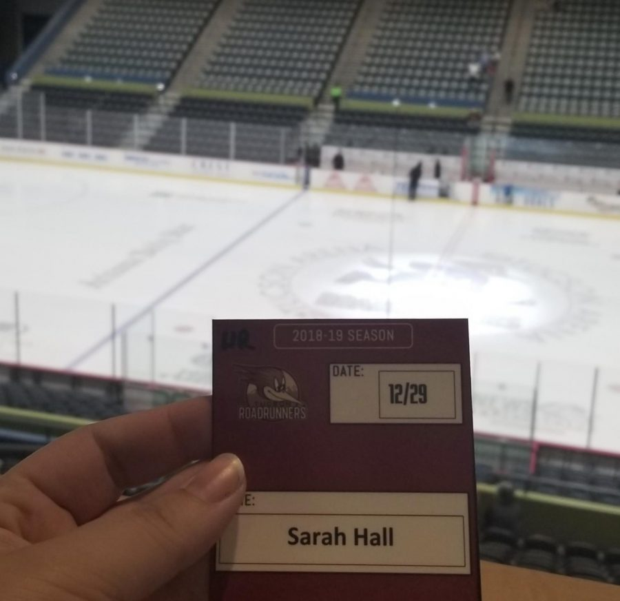 Media Credential For Female Reporter - Sarah Hall Photographer