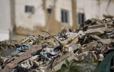 An explosion in Beirut, Lebanon on Tuesday left an estimated 300,000 people homeless.