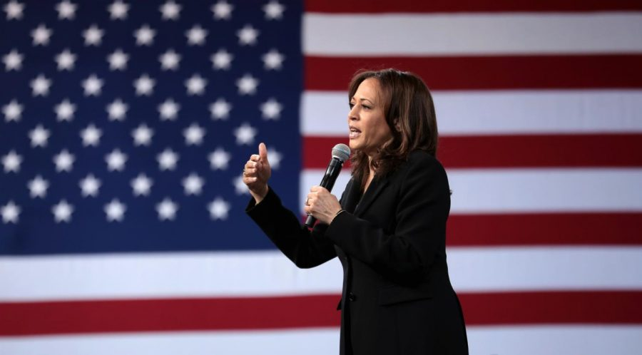 Sen.+Kamala+Harris+becomes+the+first+Black+woman+to+be+included+on+a+presidential+ticket