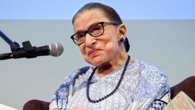 Recently passed Ruth Bader Ginsburg graduated from the same high school as many other influential people