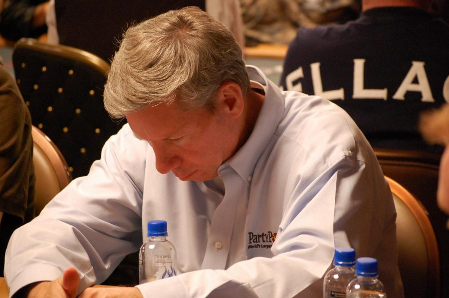 Poker great Mike Sexton passed away earlier this month