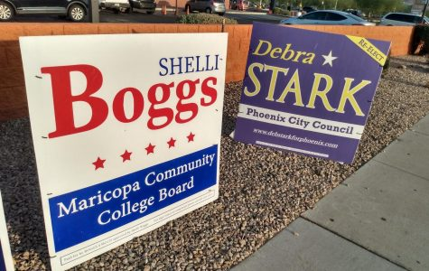 Shelli Boggs is opposing Linda Thor for the at-large seat
