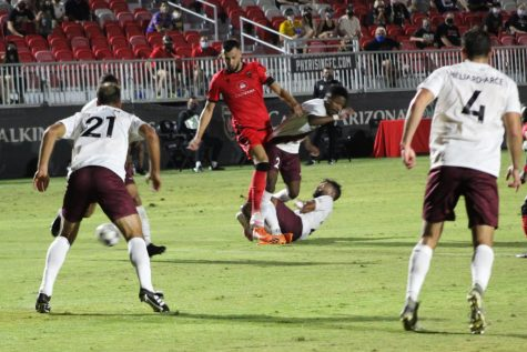 Phoenix Rising advance to USL semifinals, Solomon Asante hero in extra time