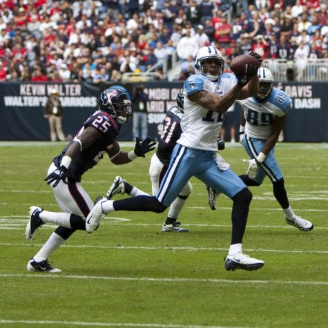 The Tennessee Titans/Pittsburgh Steelers game is the first NFL game to be postponed because of coronavirus concerns