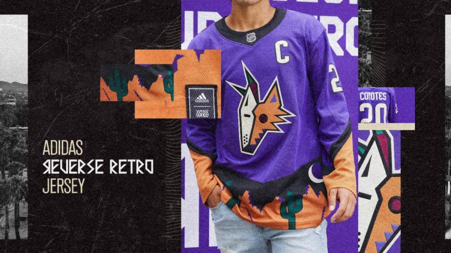 New NHL/adidas Retro Reverse Jersey