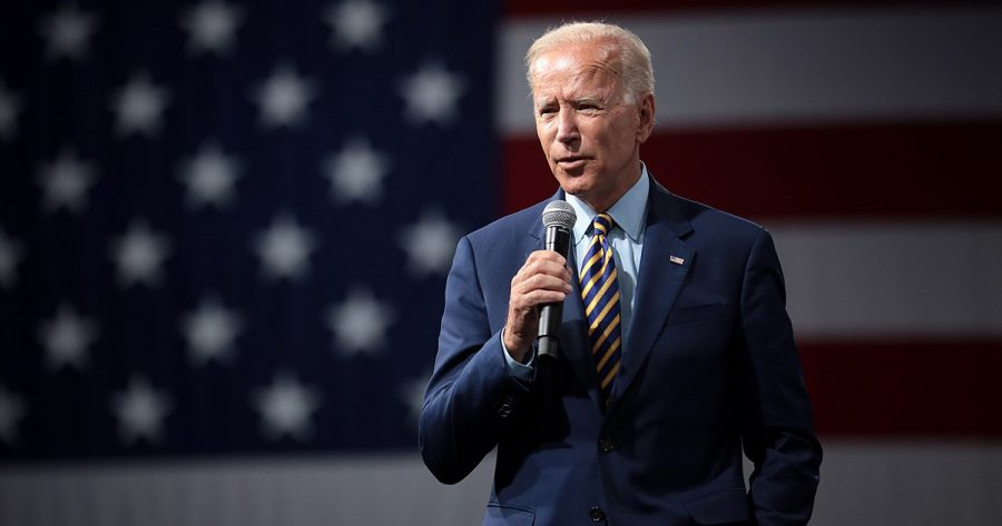 Joe Biden has been declared President-elect
