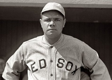 Babe Ruth, baseball G.O.A.T and strong candidate for greatest sportsman