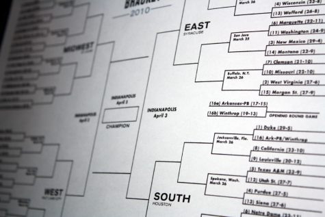 No perfect brackets made it past the first round of this year