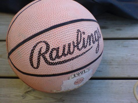 Rawling basketball