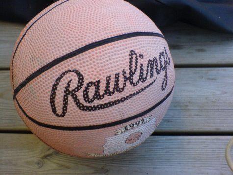 Rawling basketball