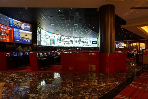 Arizona recently passed legislature to allow sports gambling