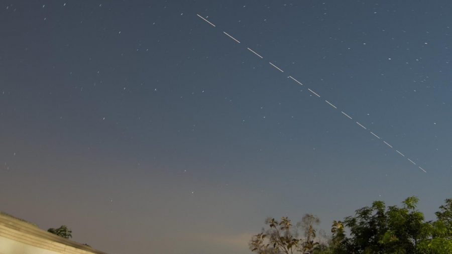ISS April 22nd 2020 over Vizag